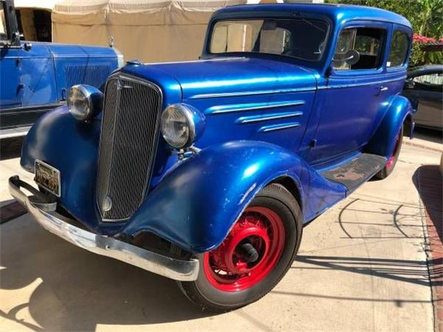 1934 Chevrolet Master (CC-1123171) for sale in Cadillac, Michigan