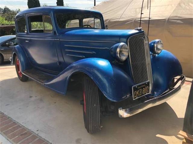 1934 Chevrolet Master (CC-1123171) for sale in Cadillac, Michigan