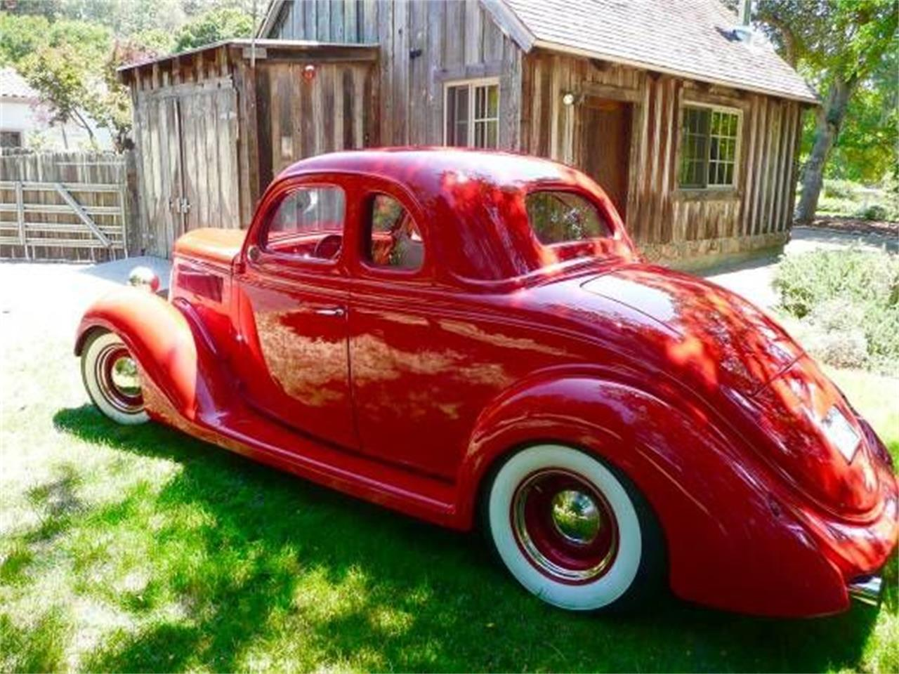 1936 Ford Coupe (CC-1123176) for sale in Cadillac, Michigan