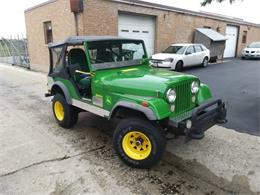 1973 Jeep CJ5 (CC-1123205) for sale in Cadillac, Michigan