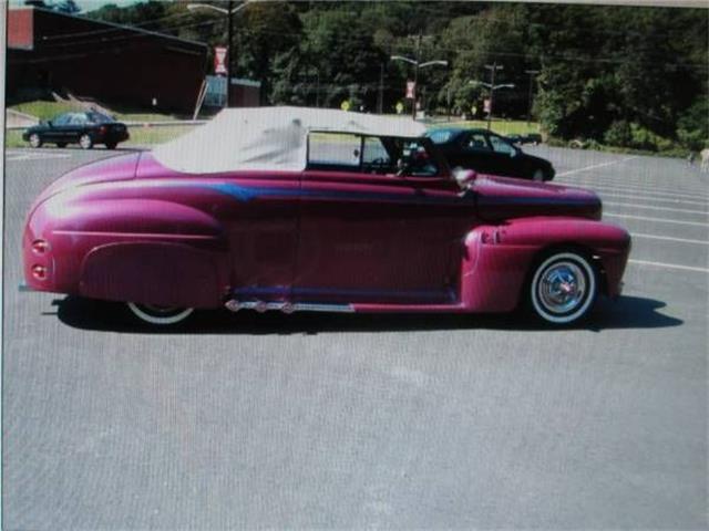 1946 Mercury Custom (CC-1123211) for sale in Cadillac, Michigan