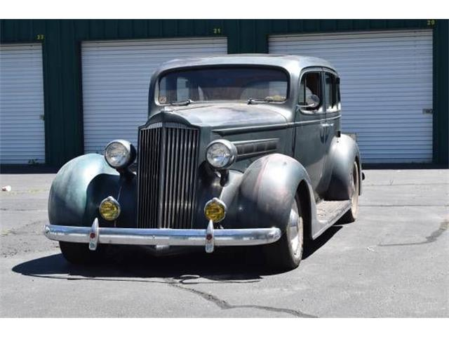 1937 Packard Sedan (CC-1120322) for sale in Cadillac, Michigan