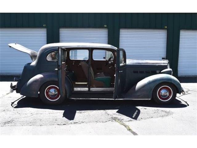 1937 Packard Sedan (CC-1120322) for sale in Cadillac, Michigan