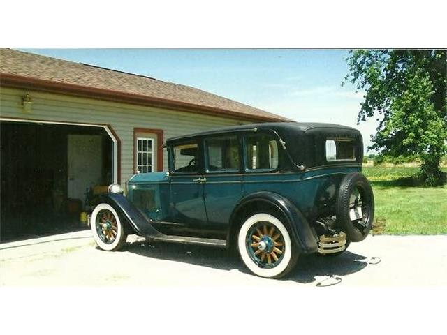 1929 Buick Master (CC-1123229) for sale in Cadillac, Michigan
