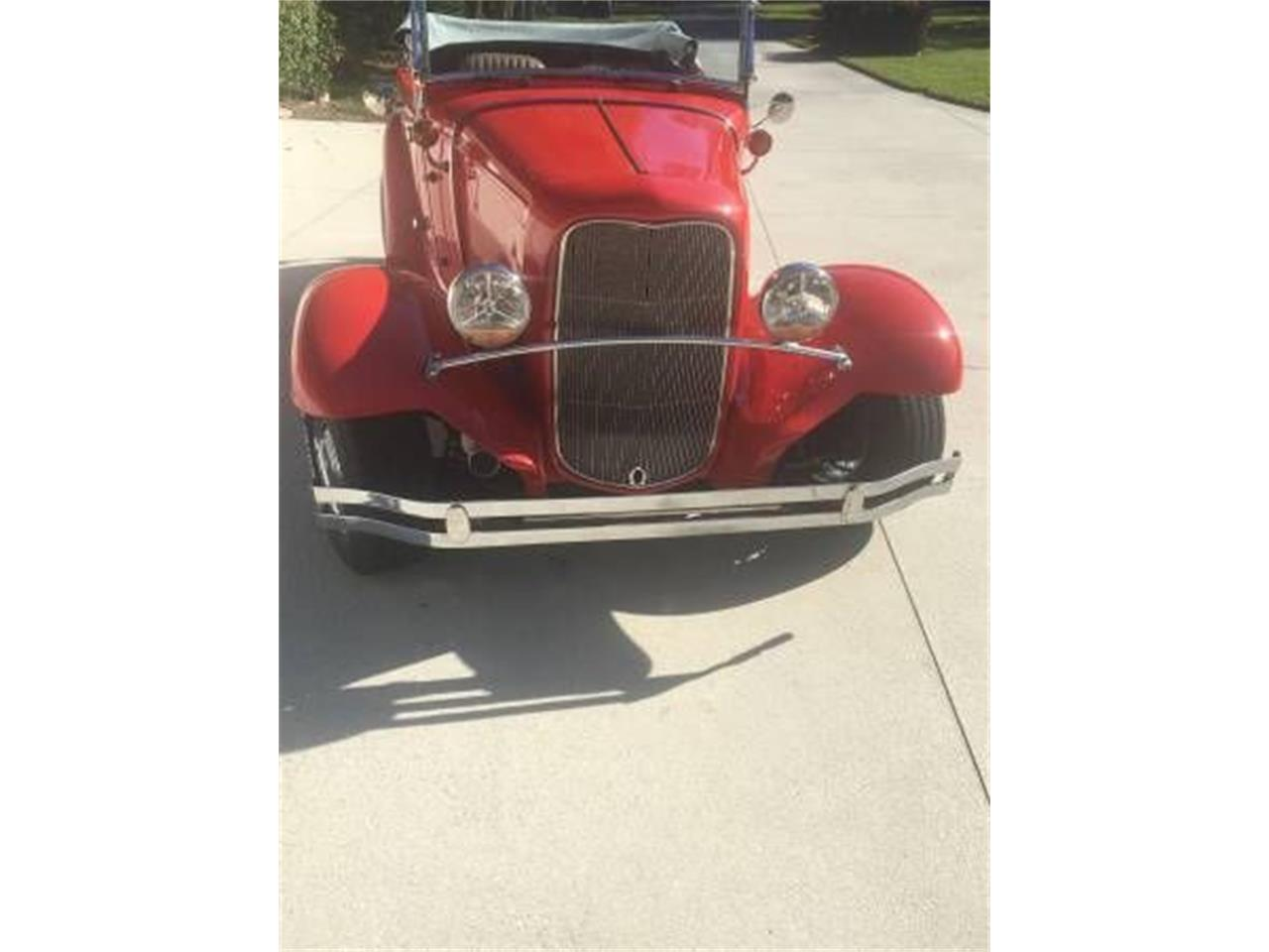 1931 Ford Roadster (CC-1123237) for sale in Cadillac, Michigan