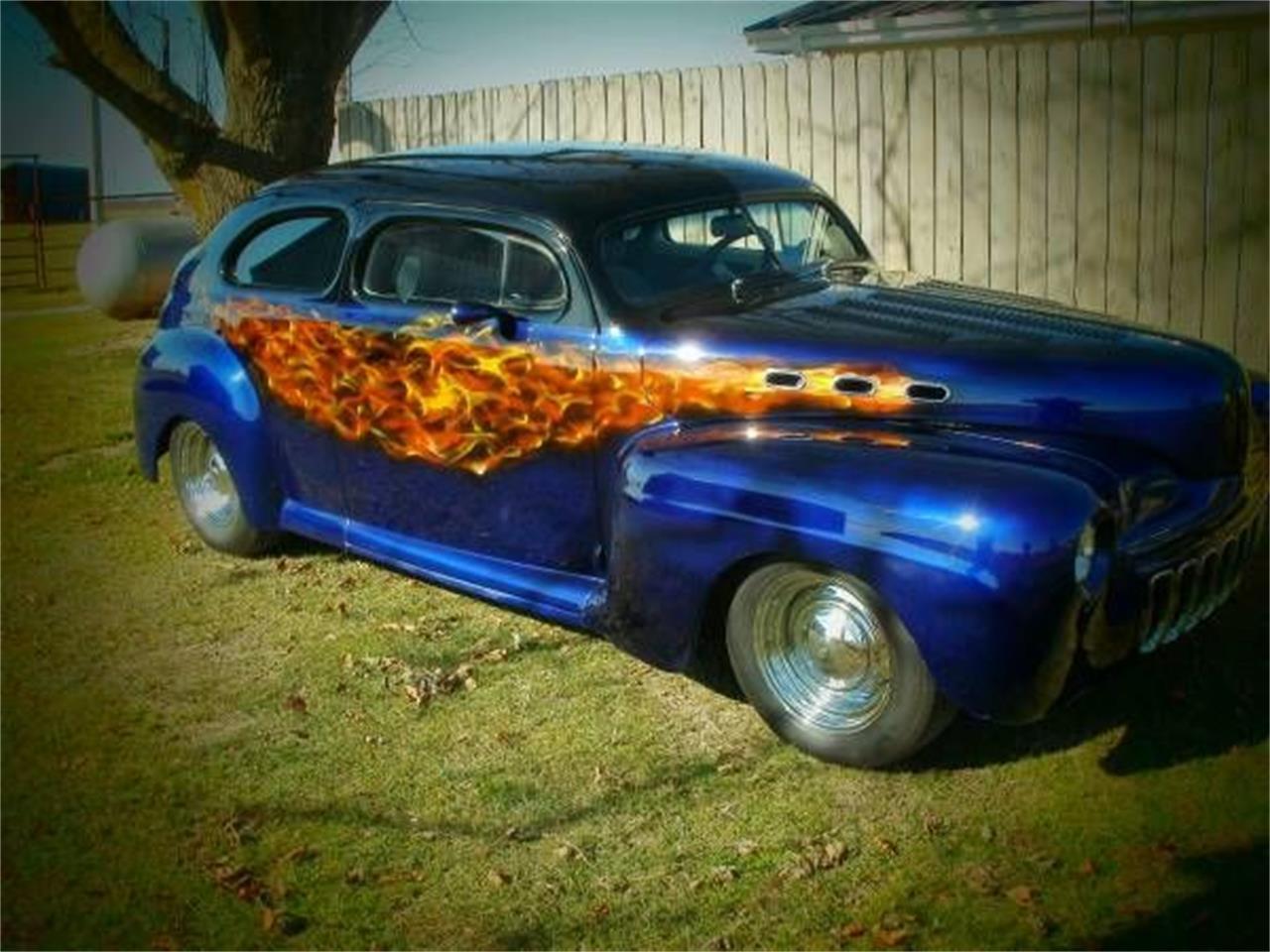 1946 Ford Sedan (CC-1123239) for sale in Cadillac, Michigan