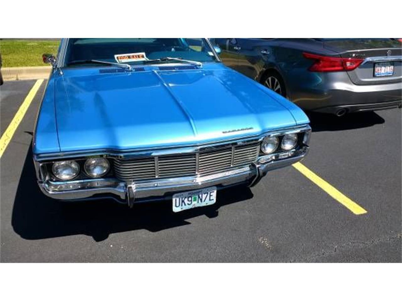 1972 AMC Matador (CC-1123247) for sale in Cadillac, Michigan