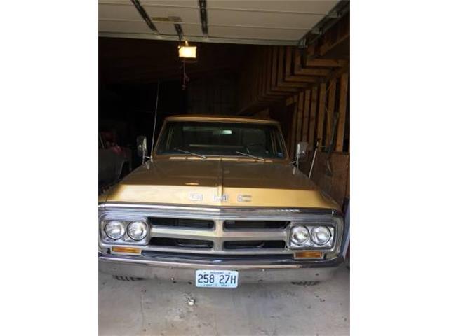 1970 GMC Pickup (CC-1123253) for sale in Cadillac, Michigan