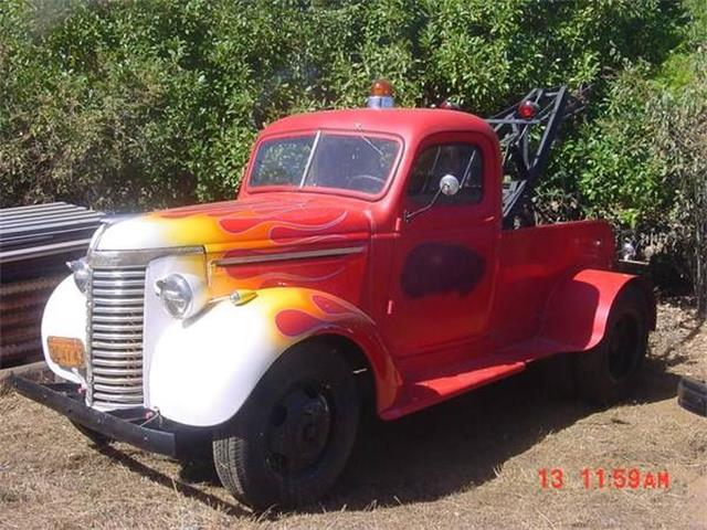 1940 Chevrolet Tow Truck (CC-1120326) for sale in Cadillac, Michigan