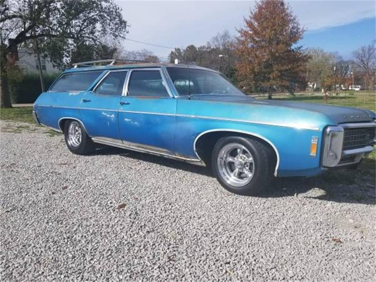 1969 Chevrolet Kingswood (CC-1123261) for sale in Cadillac, Michigan