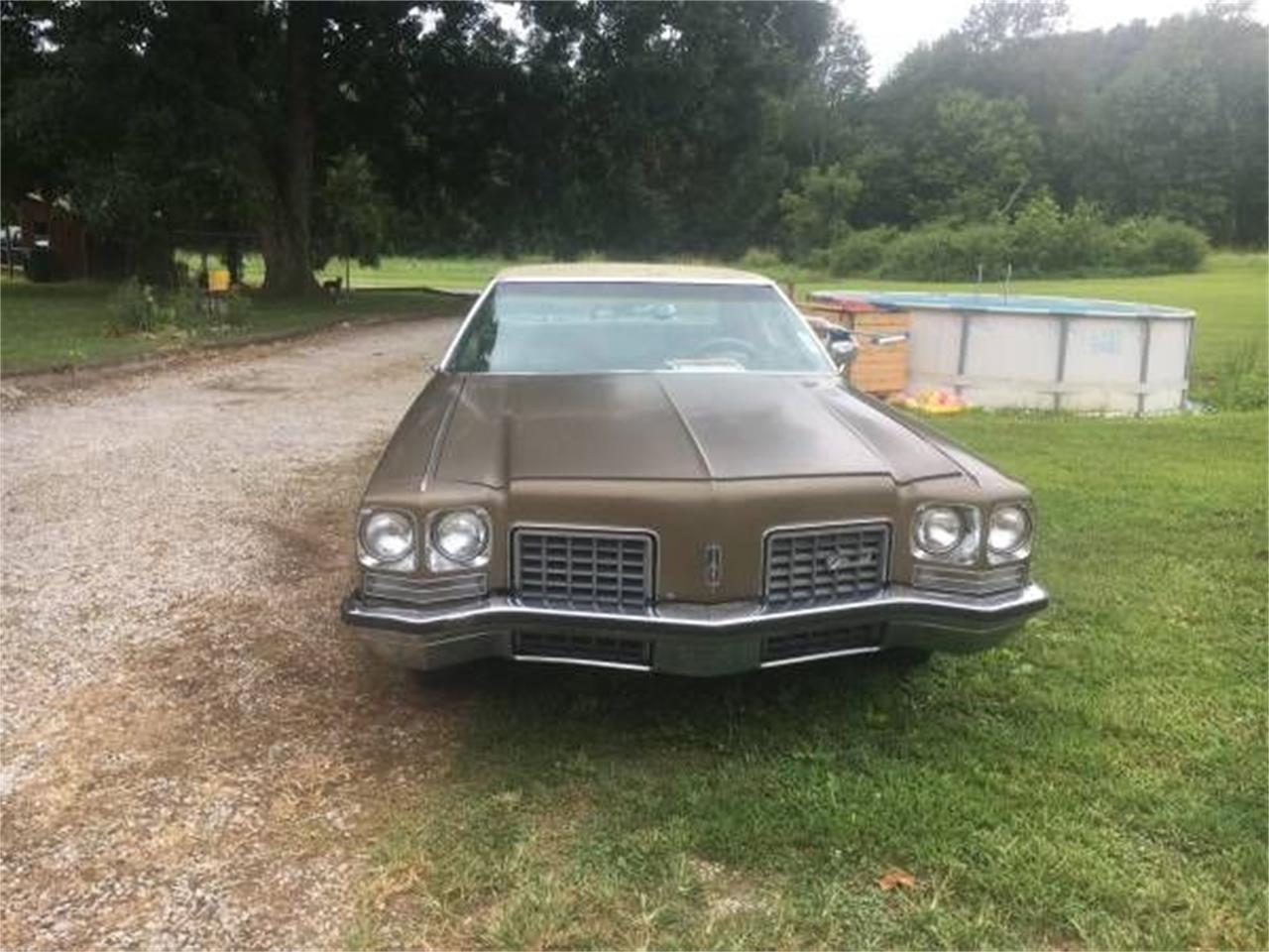 1972 Oldsmobile 98 (CC-1123263) for sale in Cadillac, Michigan