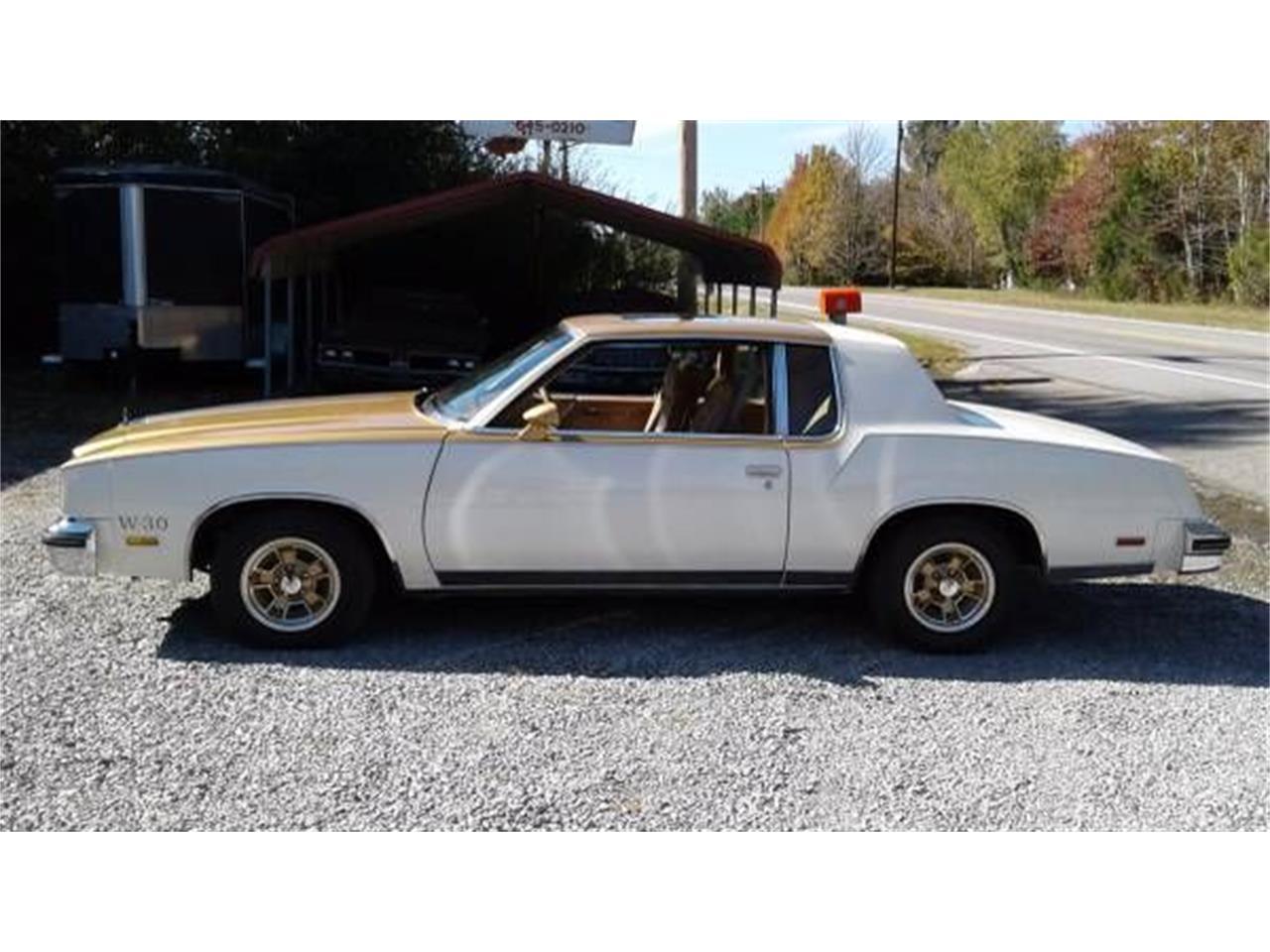 1979 Oldsmobile Cutlass (CC-1123264) for sale in Cadillac, Michigan