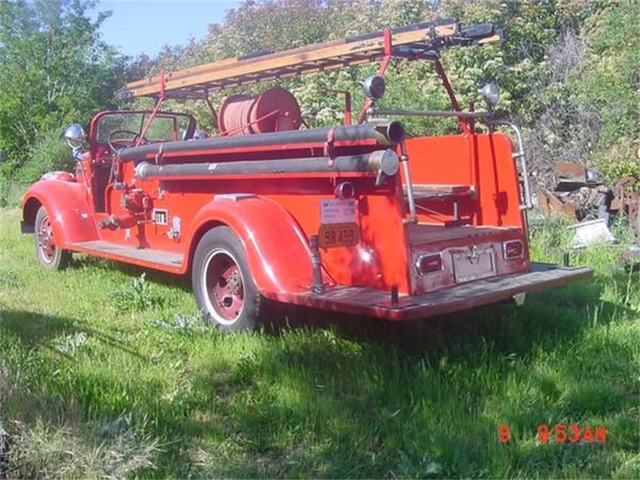 1940 GMC Fire Truck (CC-1120327) for sale in Cadillac, Michigan