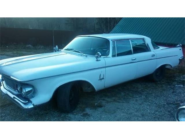 1962 Chrysler Crown Imperial (CC-1123279) for sale in Cadillac, Michigan