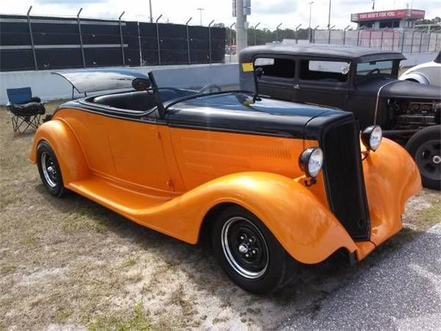 1934 Chevrolet Roadster (CC-1123282) for sale in Cadillac, Michigan