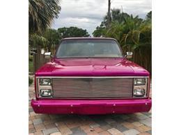 1986 Chevrolet C10 (CC-1123293) for sale in Cadillac, Michigan