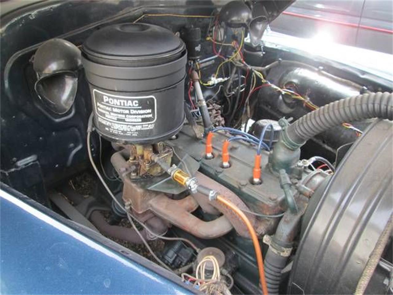 1948 Pontiac Silver Streak (CC-1123294) for sale in Cadillac, Michigan