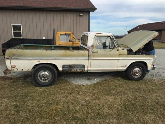 1969 Ford F250 (CC-1120033) for sale in Cadillac, Michigan