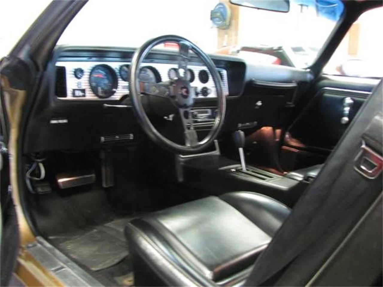 1979 Pontiac Firebird Trans Am (CC-1123303) for sale in Cadillac, Michigan