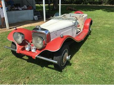 1937 Jaguar SS100 (CC-1123313) for sale in Cadillac, Michigan