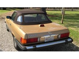 1986 Mercedes-Benz 560SL (CC-1123318) for sale in Cadillac, Michigan