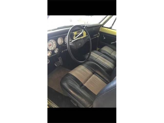 1972 Chevrolet C10 (CC-1120332) for sale in Cadillac, Michigan