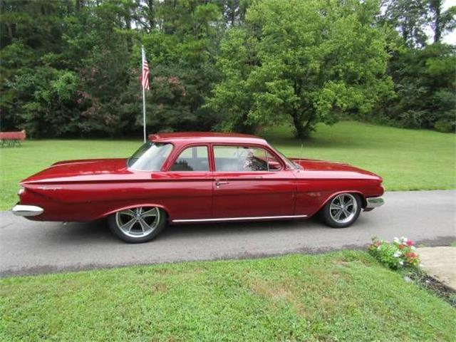 1961 Chevrolet Biscayne (CC-1123327) for sale in Cadillac, Michigan