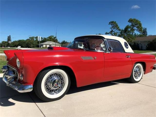 1955 Ford Thunderbird (CC-1123338) for sale in Cadillac, Michigan