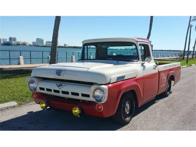 1957 Ford F100 (CC-1123345) for sale in Cadillac, Michigan