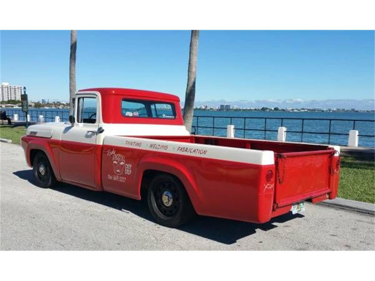 1957 Ford F100 (CC-1123345) for sale in Cadillac, Michigan