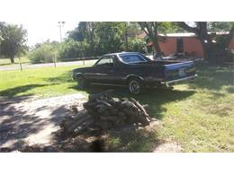 1978 Chevrolet El Camino (CC-1120337) for sale in Cadillac, Michigan