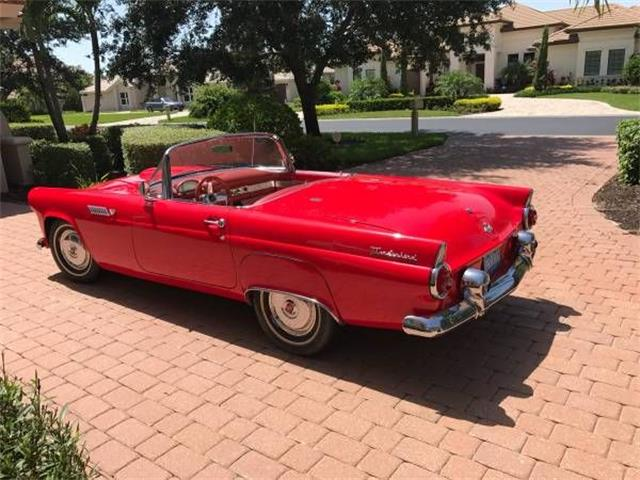 1955 Ford Thunderbird (CC-1123376) for sale in Cadillac, Michigan