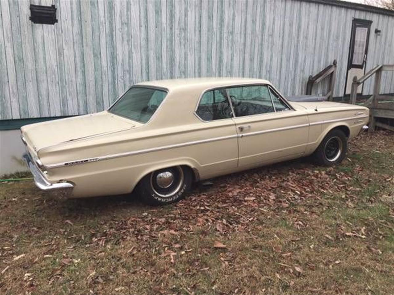 1966 Dodge Dart (CC-1123379) for sale in Cadillac, Michigan