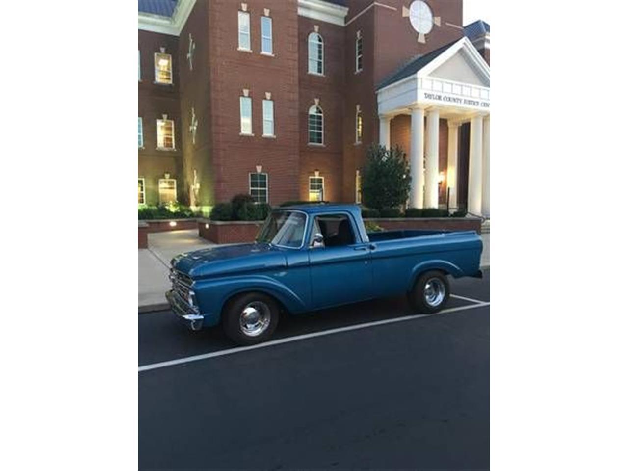 1963 Ford F100 (CC-1123389) for sale in Cadillac, Michigan