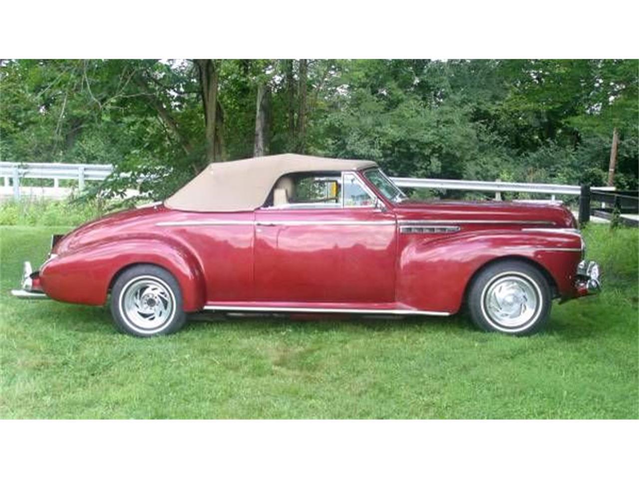 1941 Buick Super (CC-1123390) for sale in Cadillac, Michigan