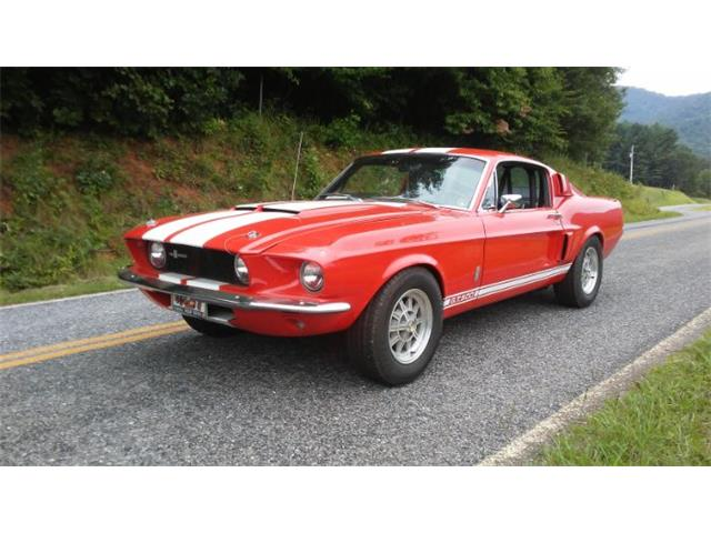 1967 Shelby Mustang (CC-1123395) for sale in Cadillac, Michigan