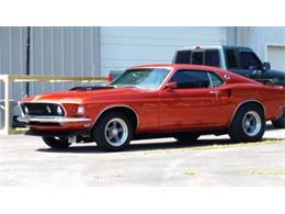 1969 Ford Mustang (CC-1123401) for sale in Cadillac, Michigan