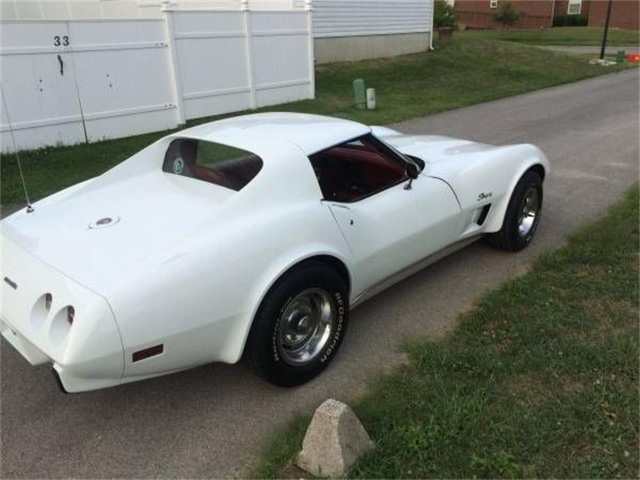 1976 Chevrolet Corvette (CC-1123402) for sale in Cadillac, Michigan