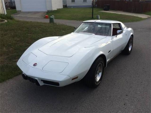 1976 Chevrolet Corvette (CC-1123402) for sale in Cadillac, Michigan