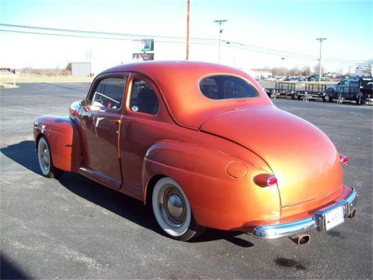 1947 Ford Coupe (CC-1123405) for sale in Cadillac, Michigan