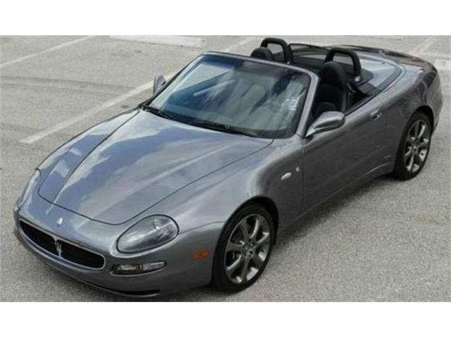 2004 Maserati Spyder (CC-1123413) for sale in Cadillac, Michigan