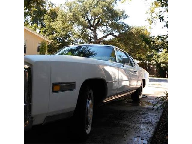 1977 Cadillac Eldorado (CC-1120344) for sale in Cadillac, Michigan