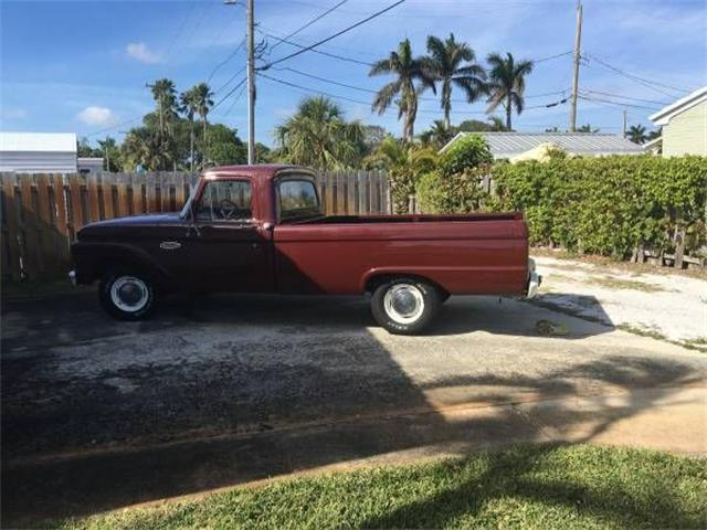 1966 Ford F100 (CC-1123453) for sale in Cadillac, Michigan