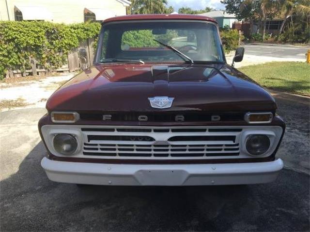 1966 Ford F100 (CC-1123453) for sale in Cadillac, Michigan