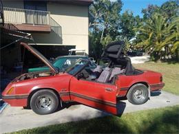 1984 Ford Mustang (CC-1123455) for sale in Cadillac, Michigan