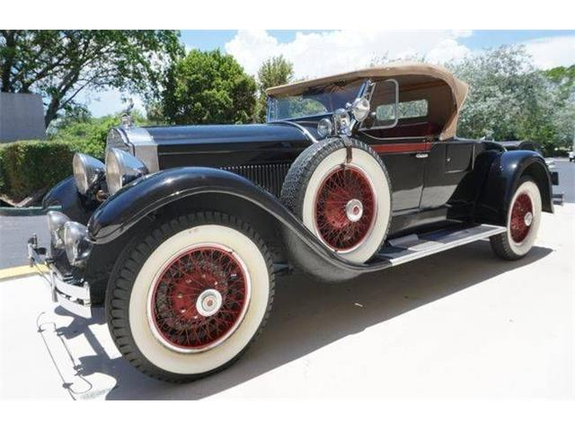 1929 Packard Eight (CC-1123456) for sale in Cadillac, Michigan