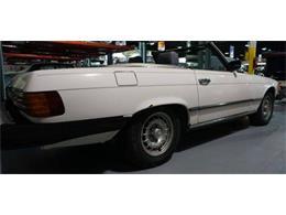 1982 Mercedes-Benz 350SL (CC-1123461) for sale in Cadillac, Michigan