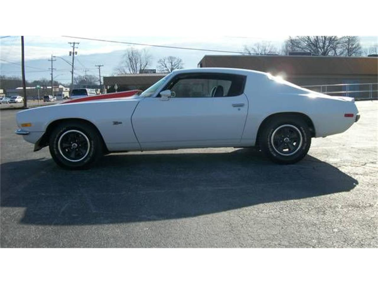 1973 Chevrolet Camaro (CC-1123468) for sale in Cadillac, Michigan