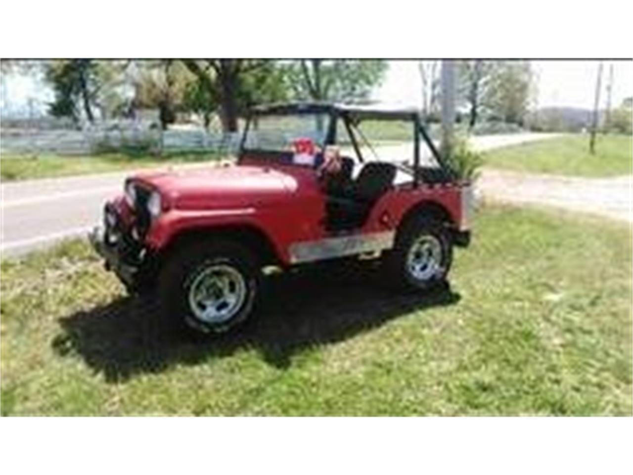 1967 Jeep CJ5 (CC-1123470) for sale in Cadillac, Michigan