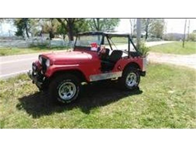 1967 Jeep CJ5 (CC-1123470) for sale in Cadillac, Michigan